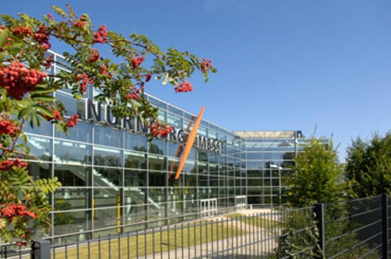 Organizacja targów w Norymberdze